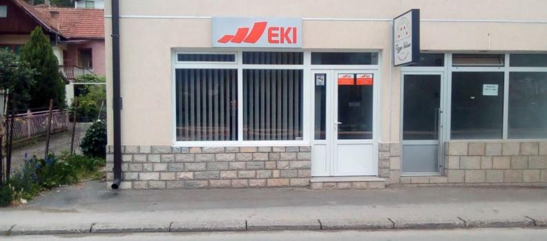 Nova lokacija EKI Goražde