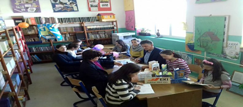 "Public Institution Elementary School ""Kalesija"""