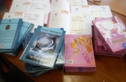 """Donacija školske lektire JU """"Druga OŠ"""", Srebrenik"""